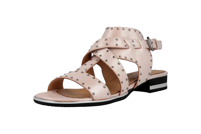 Baboos Sandaletten in Übergrößen Rose 19Y06.05 169 große Damenschuhe – Bild 6
