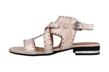 Baboos Sandaletten in Übergrößen Rose 19Y06.05 169 große Damenschuhe – Bild 1
