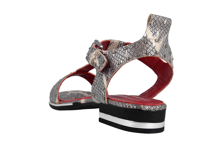 Baboos Sandaletten in Übergrößen Mehrfarbig 19Y06.01 357 große Damenschuhe – Bild 2