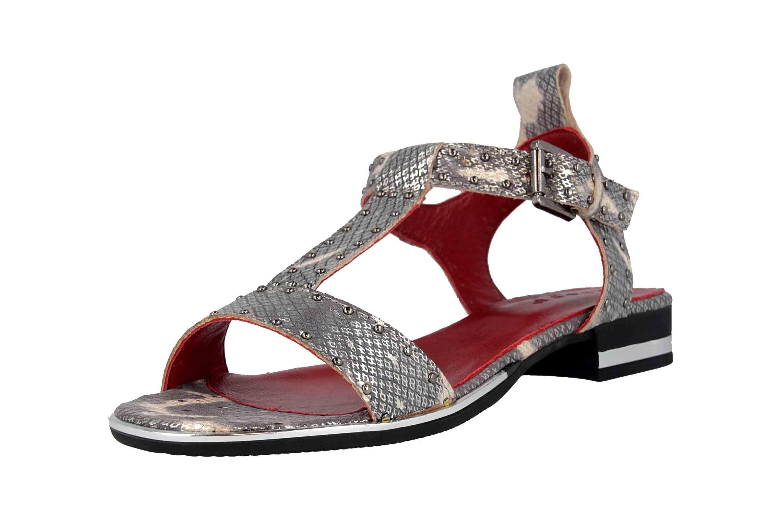 Baboos Sandaletten in Übergrößen Mehrfarbig 19Y06.01 357 große Damenschuhe – Bild 6