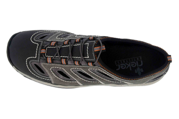 Rieker Sneaker in Übergrößen Grau 08065-02 große Herrenschuhe – Bild 7