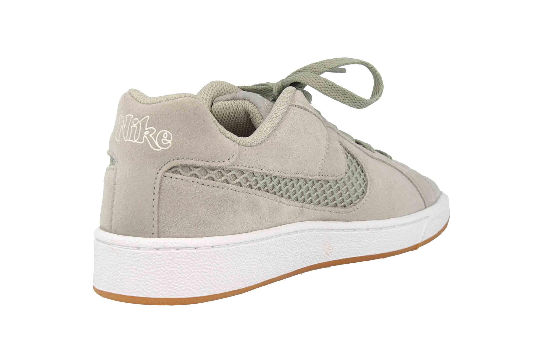Nike Court Royale Prem Sneakers in Übergrößen Grün AJ7731 300 große Damenschuhe – Bild 3