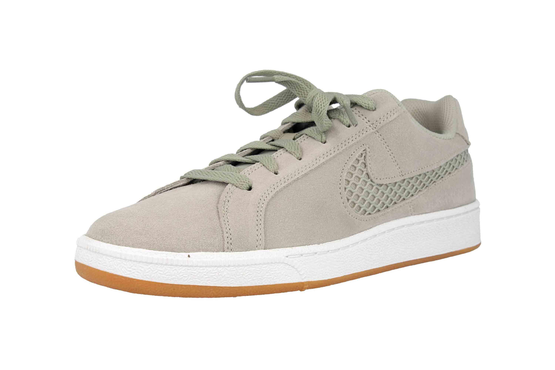 Nike Court Royale Prem Sneakers in Übergrößen Grün AJ7731 300 große Damenschuhe – Bild 6