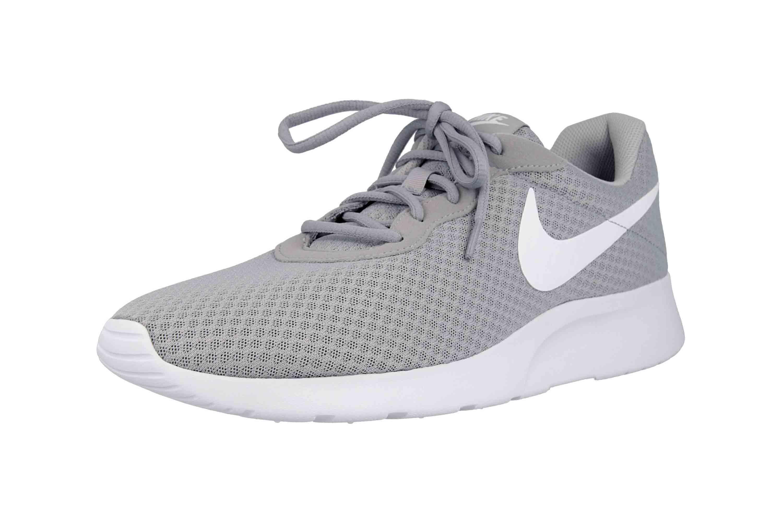 Nike Tanjun Sneaker in Übergrößen Grau 812654 010 große Herrenschuhe – Bild 6