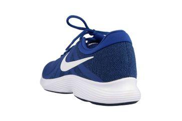 Nike Revolution 4EU Sneakers in Übergrößen Blau AJ3490 403 große Herrenschuhe – Bild 2