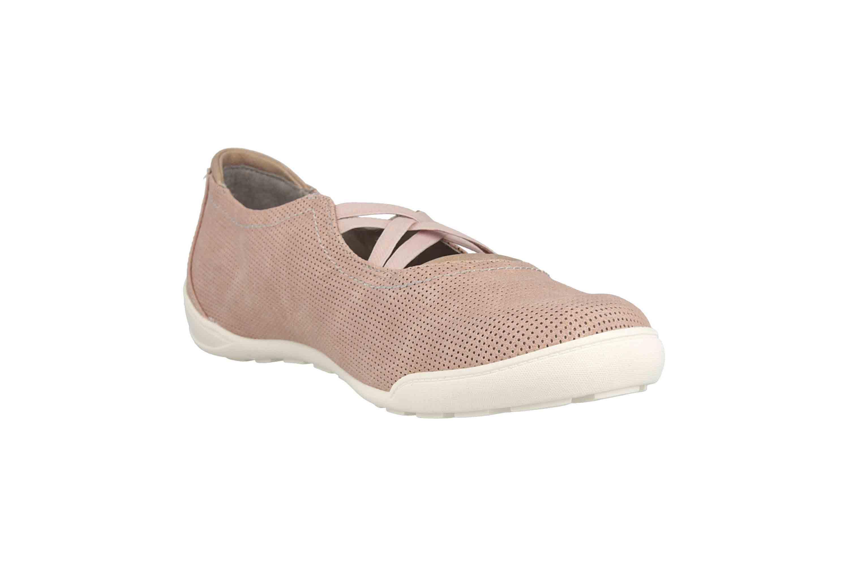 Mustang Shoes Ballerinas in Übergrößen Rose 1314-201-555 große Damenschuhe – Bild 5