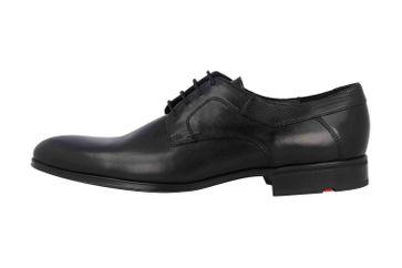 LLOYD Businessschuhe in Übergrößen Schwarz 29-612-10 große Herrenschuhe – Bild 1