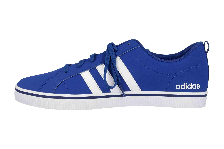 Adidas VS Pace Sneaker in Übergrößen Blau F34611 große Herrenschuhe – Bild 1