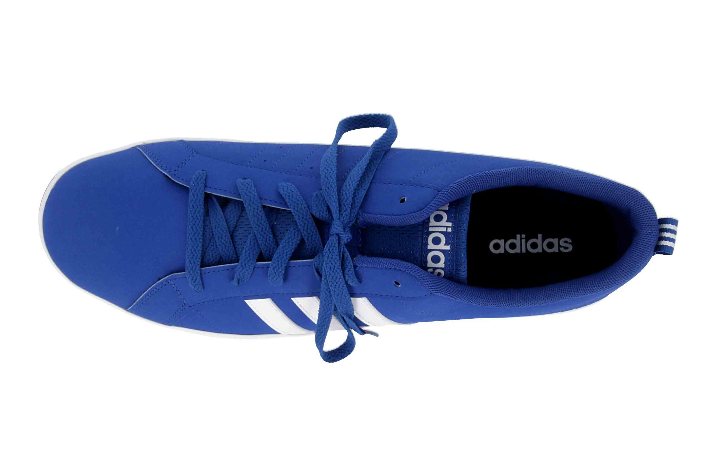 Adidas VS Pace Sneaker in Übergrößen Blau F34611 große Herrenschuhe – Bild 7