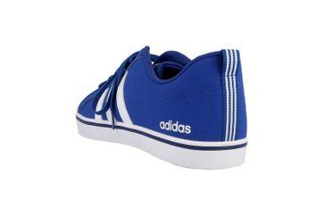 Adidas VS Pace Sneaker in Übergrößen Blau F34611 große Herrenschuhe – Bild 2