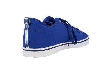 Adidas VS Pace Sneaker in Übergrößen Blau F34611 große Herrenschuhe – Bild 3