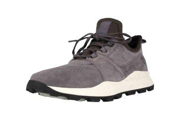Timberland Brooklyn Oxford Sneaker in Übergrößen Grau TB0A21H1033 große Herrenschuhe – Bild 6