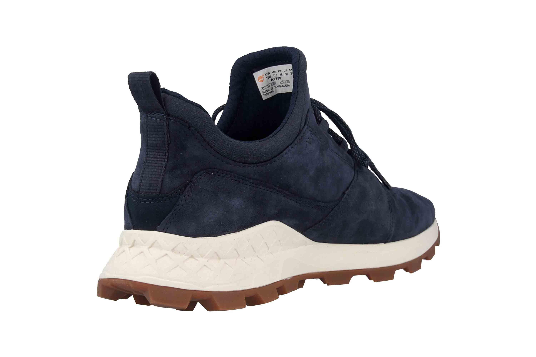 Timberland Brooklyn Oxford Sneaker in Übergrößen Blau TB0A1YVP019 große Herrenschuhe – Bild 3