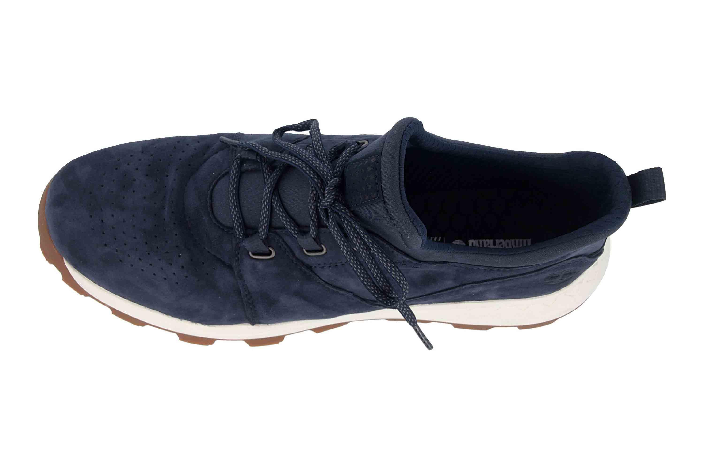 Timberland Brooklyn Oxford Sneaker in Übergrößen Blau TB0A1YVP019 große Herrenschuhe – Bild 7