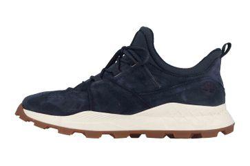 Timberland Brooklyn Oxford Sneaker in Übergrößen Blau TB0A1YVP019 große Herrenschuhe – Bild 1