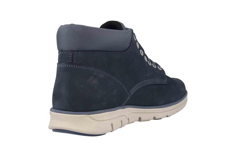 Timberland Bradstreet Chukka Leather VINTAGE INDIGO Boots in Übergrößen Blau TB0A21CW4321 große Herrenschuhe – Bild 3