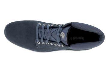 Timberland Bradstreet Chukka Leather VINTAGE INDIGO Boots in Übergrößen Blau TB0A21CW4321 große Herrenschuhe – Bild 7