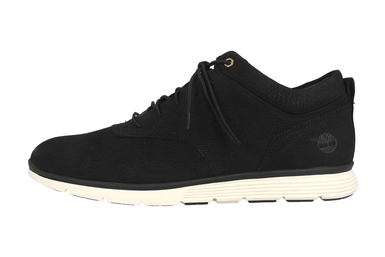 Timberland Killington Half Cab Jet Black Sneaker in Übergrößen Schwarz TB0A1XYN0151 große Herrenschuhe – Bild 1