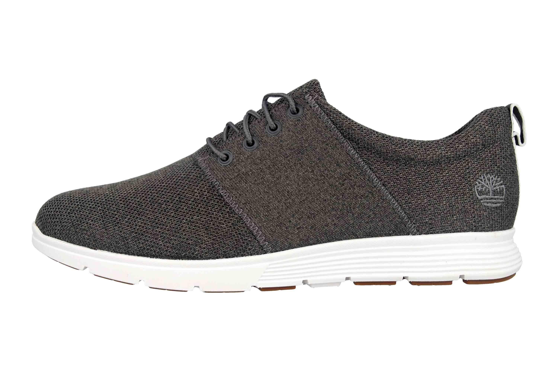 Timberland Killington FlexiKnit Ox Castlerock Sneaker in Übergrößen Grau TB0A1ZWJ0331 große Herrenschuhe – Bild 1