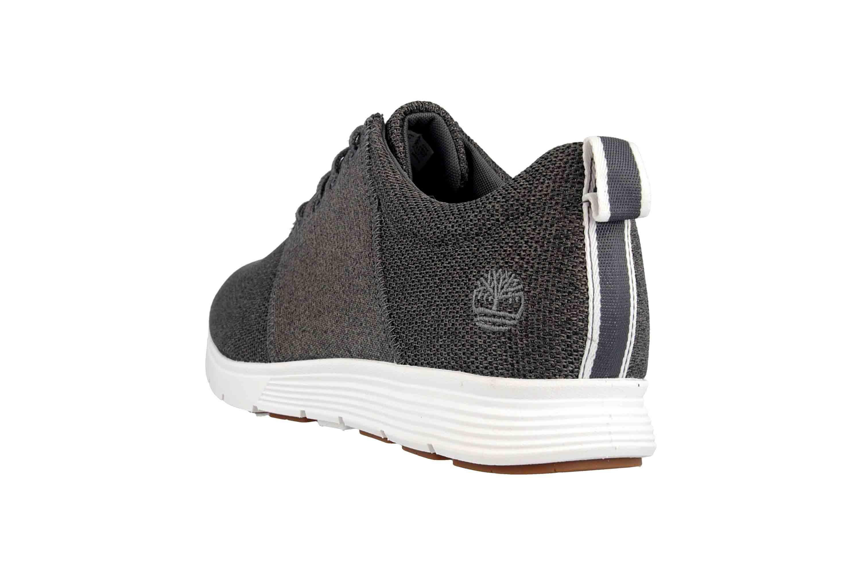 Timberland Killington FlexiKnit Ox Castlerock Sneaker in Übergrößen Grau TB0A1ZWJ0331 große Herrenschuhe – Bild 2