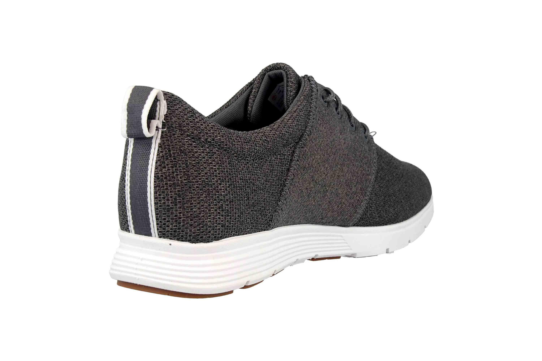 Timberland Killington FlexiKnit Ox Castlerock Sneaker in Übergrößen Grau TB0A1ZWJ0331 große Herrenschuhe – Bild 3
