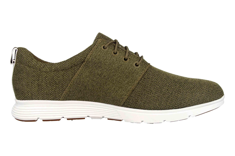 Timberland Killington FlexiKnit Ox Martini Olive Sneaker in Übergrößen Grün TB0A1ZX6Q691 große Herrenschuhe – Bild 4