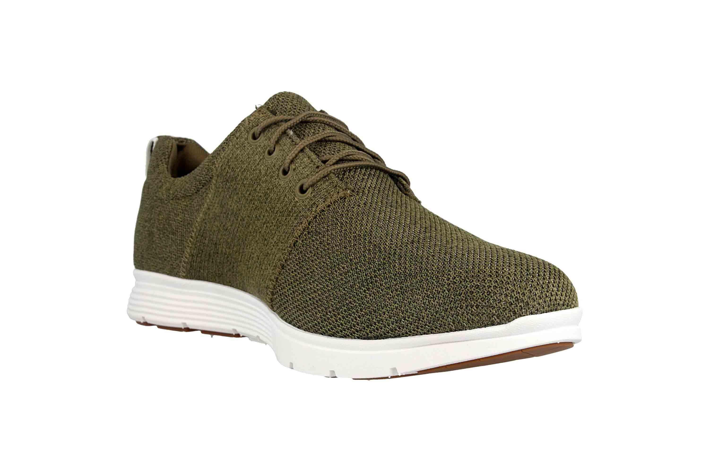 Timberland Killington FlexiKnit Ox Martini Olive Sneaker in Übergrößen Grün TB0A1ZX6Q691 große Herrenschuhe – Bild 5
