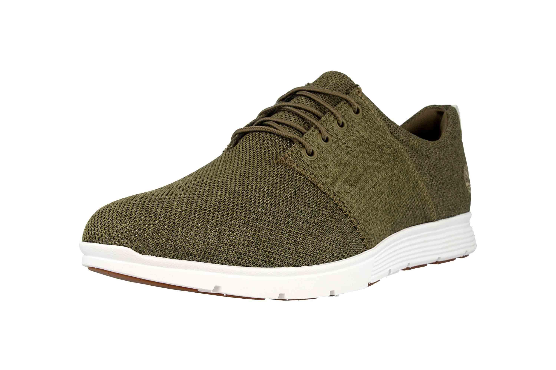 Timberland Killington FlexiKnit Ox Martini Olive Sneaker in Übergrößen Grün TB0A1ZX6Q691 große Herrenschuhe – Bild 6