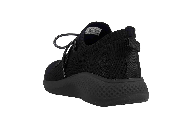 Timberland Fly Roam Go Stohl Oxford Jet Black Sneaker in Übergrößen Schwarz TB0A1Z6G0151 große Herrenschuhe – Bild 2