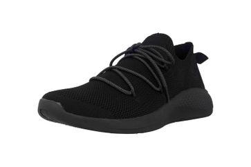 Timberland Fly Roam Go Stohl Oxford Jet Black Sneaker in Übergrößen Schwarz TB0A1Z6G0151 große Herrenschuhe – Bild 6