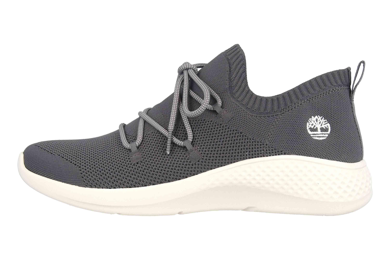 Timberland Fly Roam Go Stohl Oxford Castlerock Sneaker in Übergrößen Grau TB0A1Z7P0331 große Herrenschuhe