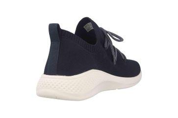 Timberland Fly Roam Go Stohl Oxford Black Iris Sneaker in Übergrößen Schwarz TB0A1XP80191 große Herrenschuhe – Bild 3