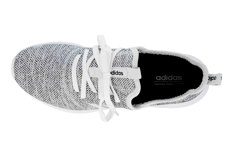 Adidas Cloudfoam Pure Sneaker in Übergrößen Grau DB0695 große Damenschuhe – Bild 6