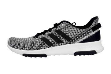 Adidas CF Racer TR Sneaker in Übergrößen Grau DA9305 große Herrenschuhe – Bild 1