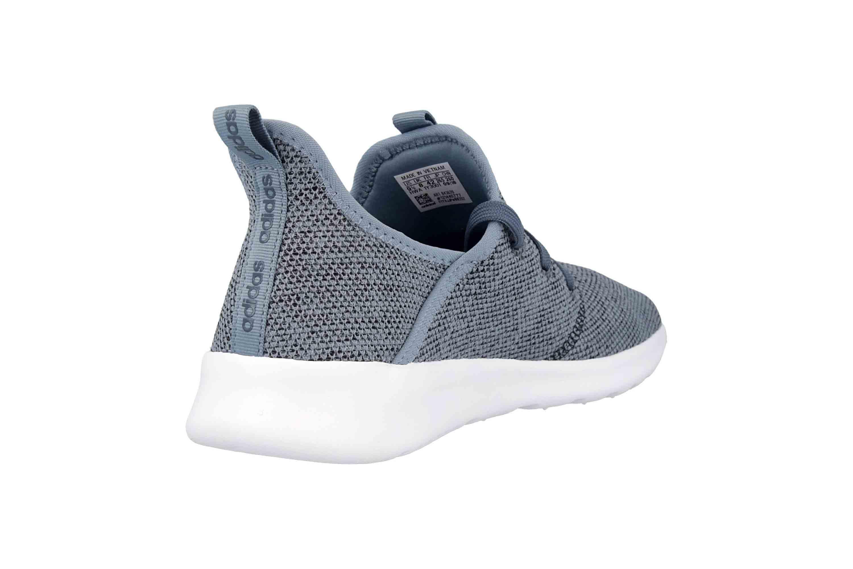 Adidas Cloudfoam Pure Sneaker in Übergrößen Blau B43628 große Damenschuhe – Bild 3