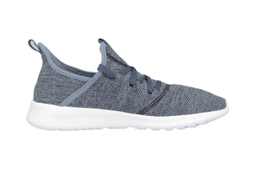 Adidas Cloudfoam Pure Sneaker in Übergrößen Blau B43628 große Damenschuhe – Bild 4