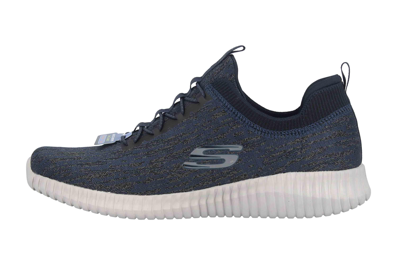 Skechers Elite Flex-Hartnell Sneaker in Übergrößen Blau 52642NVY große Herrenschuhe – Bild 1