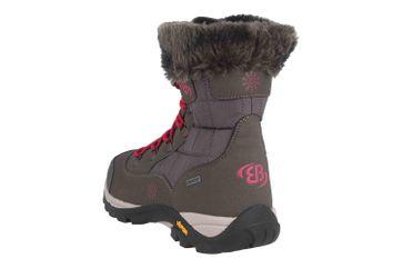 Brütting Himalaya Stiefel in Übergrößen Grau 711007 große Unisexschuhe – Bild 2