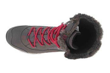 Brütting Himalaya Stiefel in Übergrößen Grau 711007 große Unisexschuhe – Bild 7