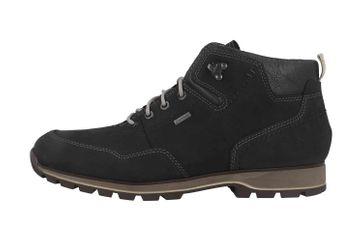 Fretz Men Walk Stiefel in Übergrößen Schwarz 3123.6516-51 große Herrenschuhe – Bild 1