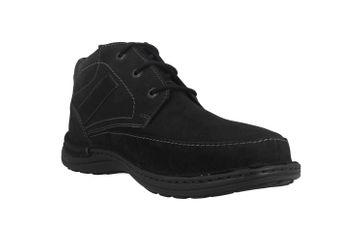 Fretz Men Livingston Stiefel in Übergrößen Schwarz 7812.8247-51 große Herrenschuhe – Bild 5