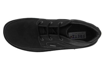 Fretz Men Livingston Stiefel in Übergrößen Schwarz 7812.8247-51 große Herrenschuhe – Bild 7