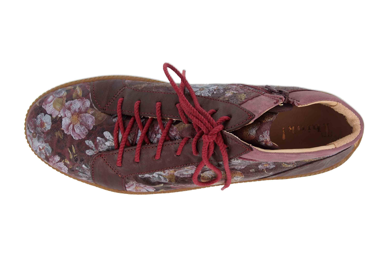 Think! Sneaker in Übergrößen Rot 5-85047-35 große Damenschuhe – Bild 7