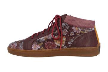 Think! Sneaker in Übergrößen Rot 5-85047-35 große Damenschuhe – Bild 1