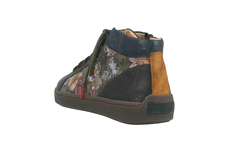 Think! Sneaker in Übergrößen Grün 5-85047-63 große Damenschuhe – Bild 2