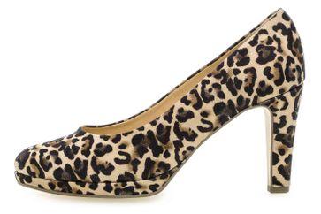 Gabor Fashion Pumps in Übergrößen Beige 31.270.32 große Damenschuhe – Bild 1