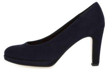 Gabor Fashion Pumps in Übergrößen Blau 31.270.46 große Damenschuhe – Bild 1