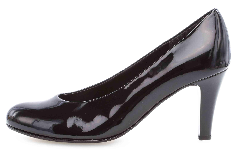 buy popular f50b5 ed49a Gabor Fashion Pumps in Übergrößen Schwarz 31.310.77 große Damenschuhe