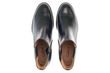 Gabor Fashion Stiefeletten in Übergrößen Schwarz 31.650.27 große Damenschuhe – Bild 7