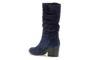 Gabor Milano Stiefel in Übergrößen Blau 32.894.36 große Damenschuhe – Bild 2